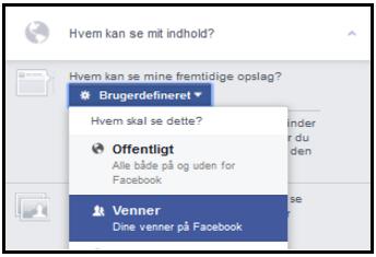Fem Facebook-innstillinger du bør ta en nærmere titt på