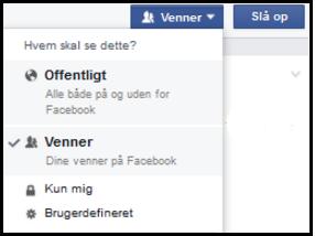 Ofte stillede spørgsmål om Facebook annoncering